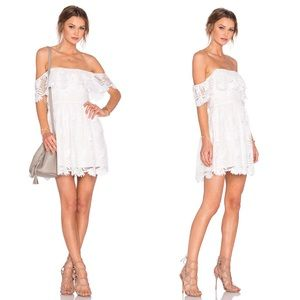 Lovers + Friends x REVOLVE Dream Vacay Dress White
